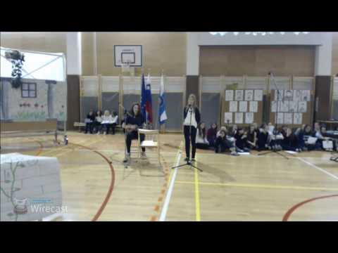 Live Stream from presentation Day Through artistic abilities to developed basic skills